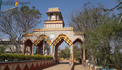Shri Mahaprabhuji Vallabhacharya Temple Chhattisgarh