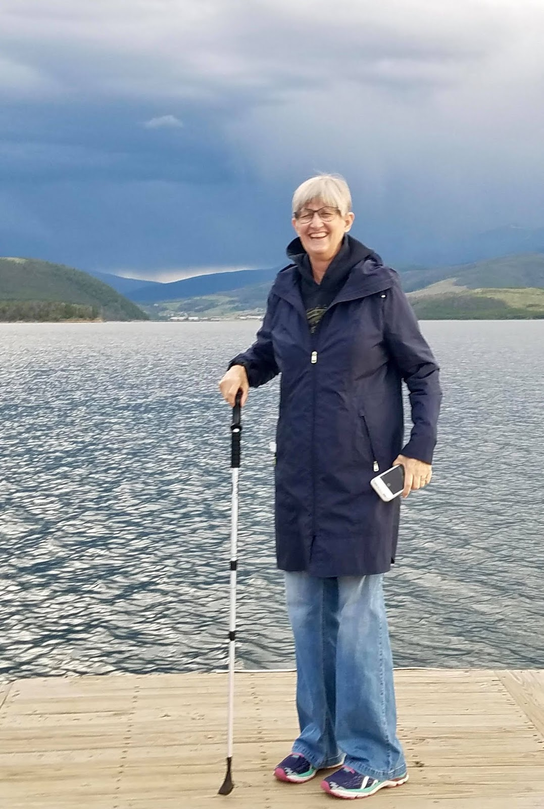 Ataxia Profile: Sharon White Miller