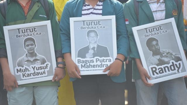 Mahasiswa Tewas saat Demo, Kontras: Yusuf Ditembak Baru Dipukuli Polisi
