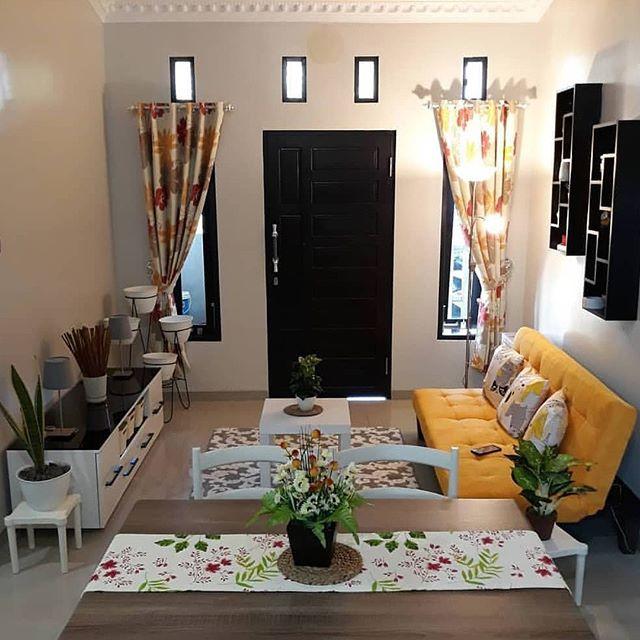 Koleksi Interior Ruang Tamu Minimalis Sederhana Ukuran Kecil Rumah