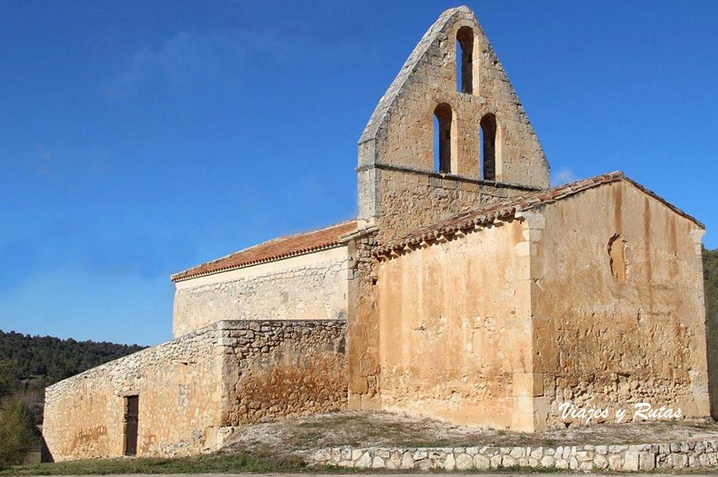 Ermita de los Mártires, Castillejo de Robledal