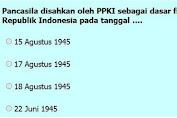 Soal SKD TWK Menjadi Momok Bagi Peserta CPNS 2019-2020