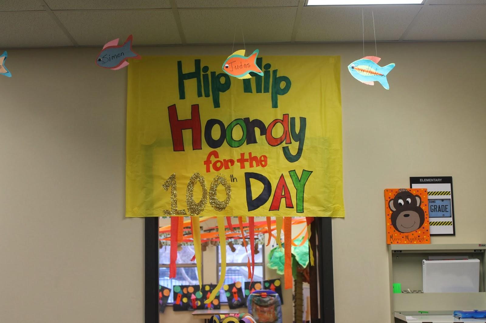 The Weekday Preschool Happy 100th Day Of School