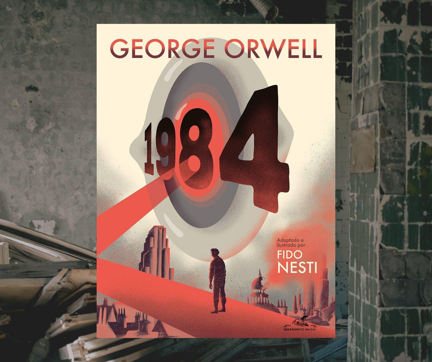 Resenha: 1984, de George Orwell e Fido Nesti