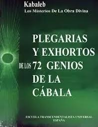 Libro PDF gratis Esotérico Plegarias Y Exhortos 72 Genios PDF
