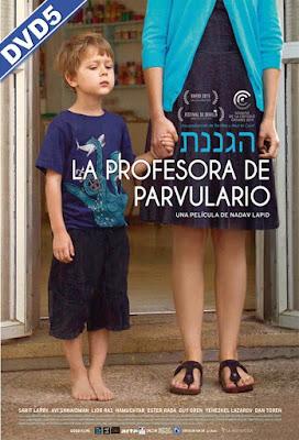 The Kindergarten Teacher 2018 DVD R2 PAL Spanish