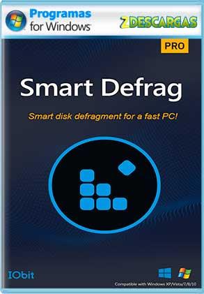 IObit Smart Defrag Pro 6 (2021) Full Español [Mega]