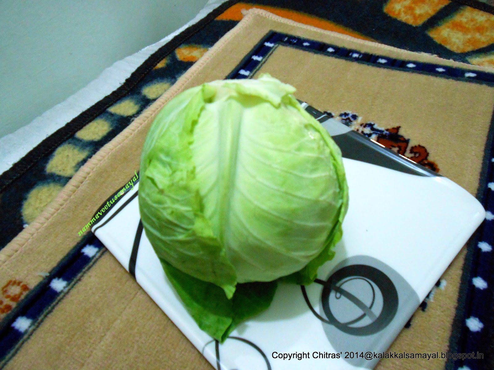 Muttaikos [ Cabbage ]