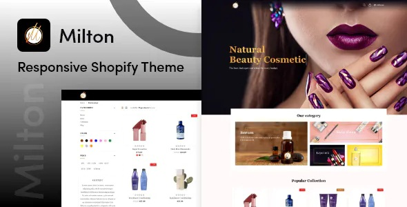 Best Beauty Cosmetic Shopify Theme