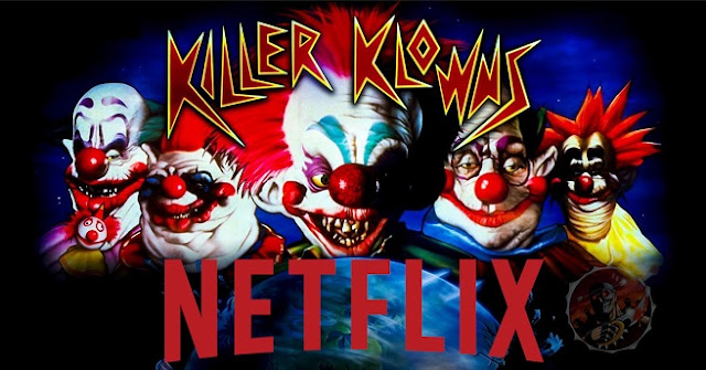 Killer Klowns from Outer Space netflix