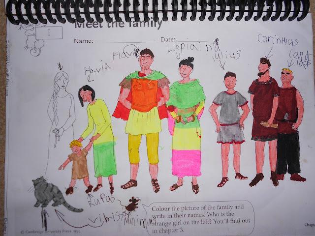 Minimus Latin Book 56