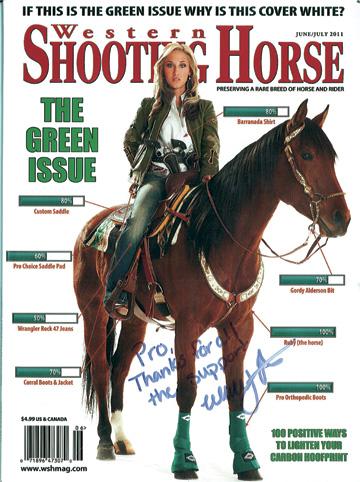 Pro Orthopedic Devices Whitney Alderson Amp Horse Ruby On