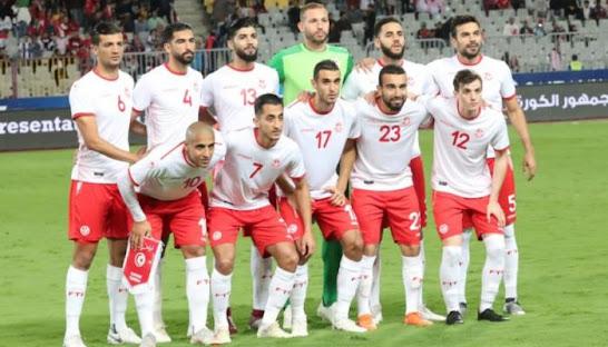 مباراة تونس و زامبيا تصفيات كأس العالم