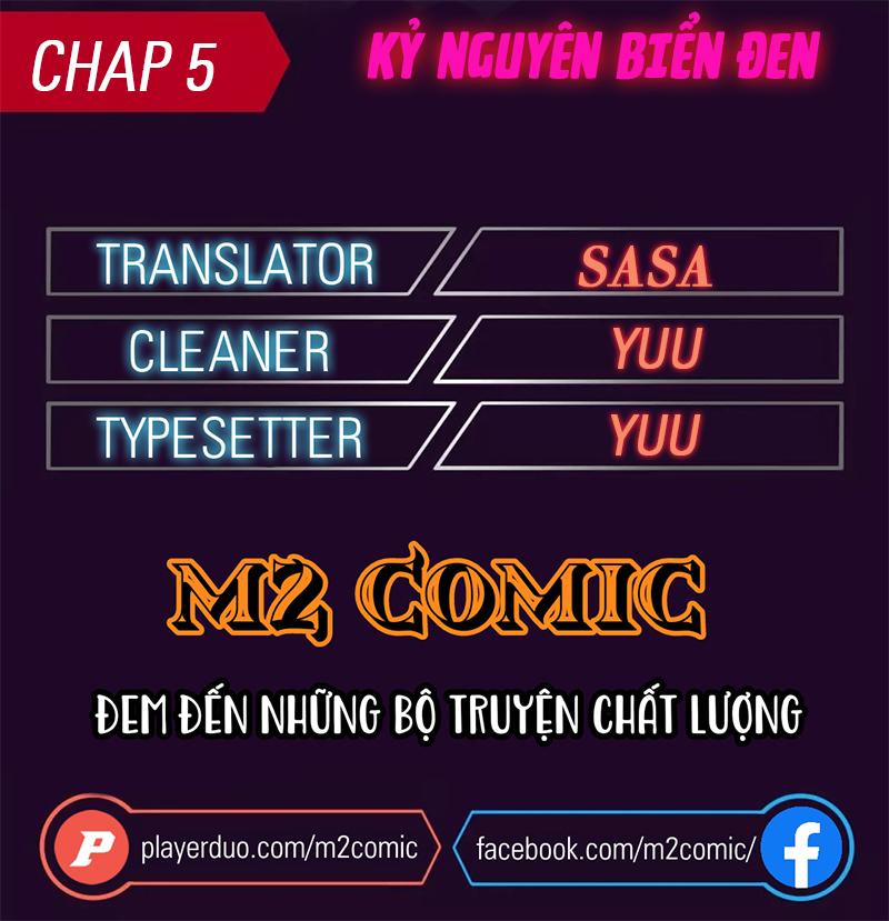 Đọc truyện [M2 Comic] Kỷ nguyên biển đen - Chap 5