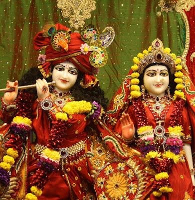 Radha Krishna Jhula Images