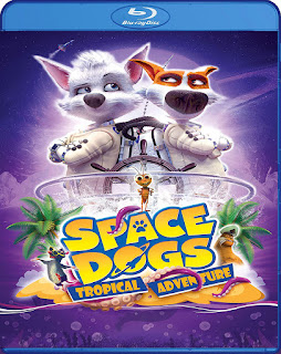Perros Espaciales: Aventura Tropical [BD25] *Subtitulada