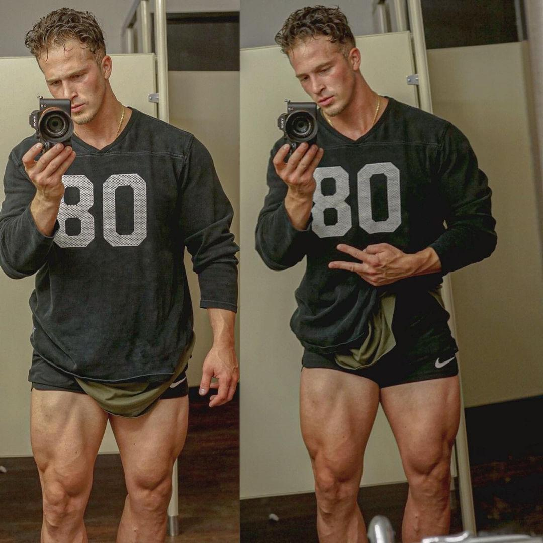 hunky-young-stud-brandon-anthony-flihan-thick-male-legs-selfie