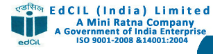 EdCIL (India) Limited Recruitment 2016 edcilindi.co.in