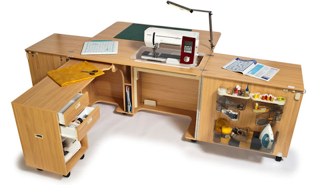 Horn Sewing Cabinets
