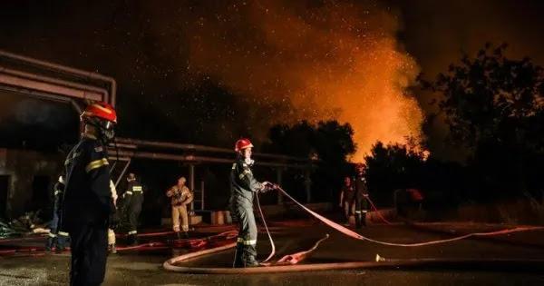 Καταγγελία-σοκ: Πυροσβέστες κόβουν επίτηδες το νερό από πυροσβεστικά οχήματα στην Εύβοια - Βίντεο ντοκουμέντο!