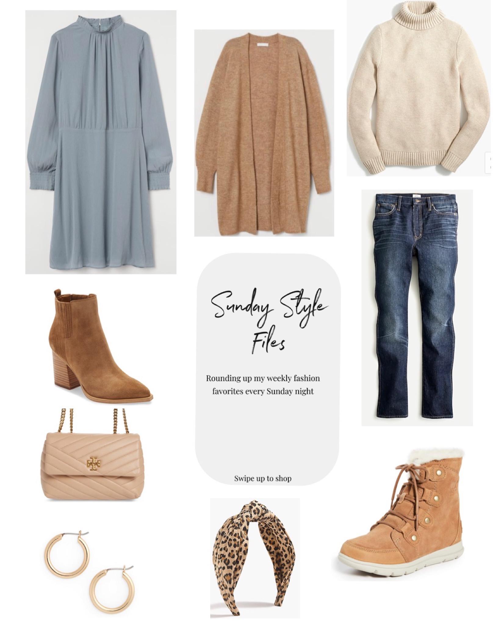 Sunday Style Files