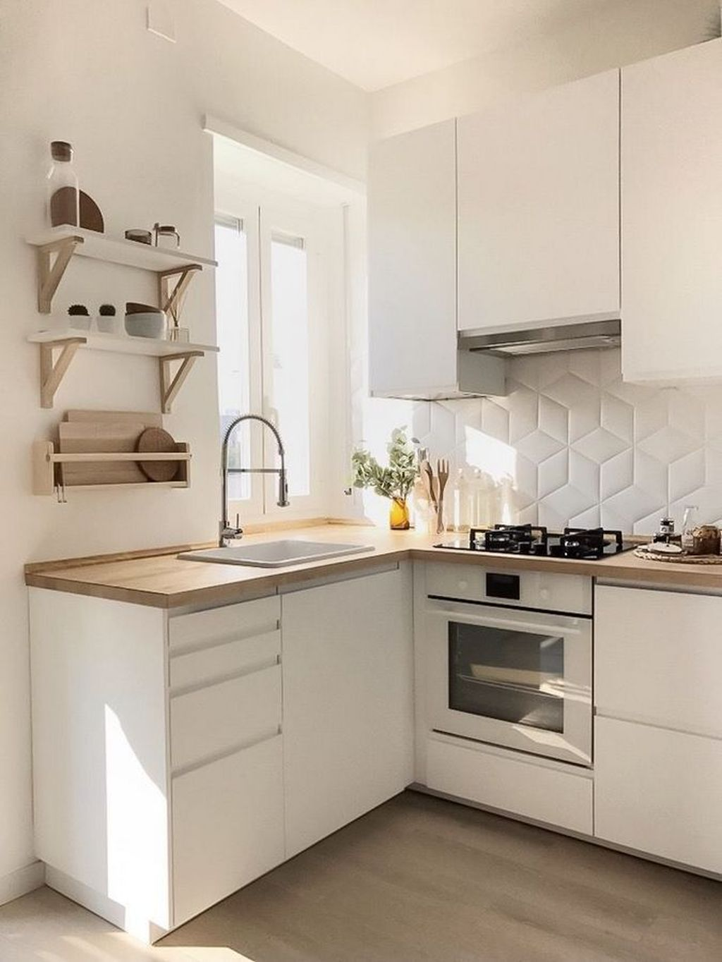 simple interior design for kitchen