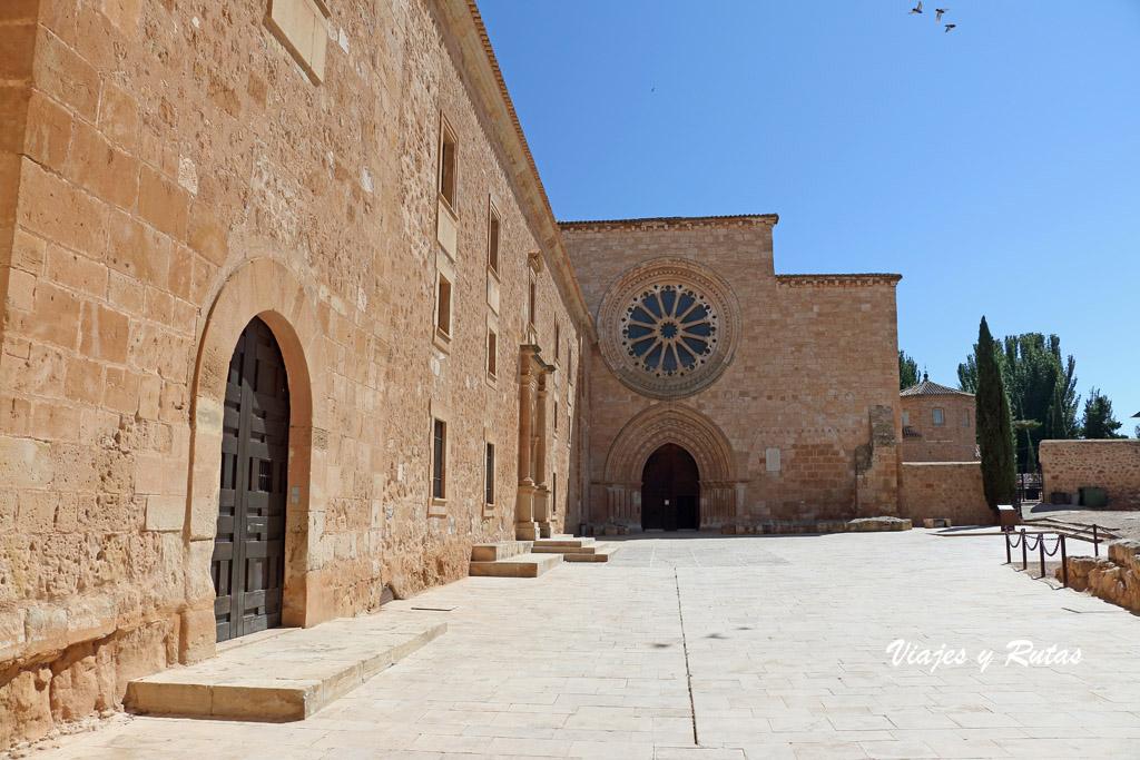 Santa María de la Huerta, Soria