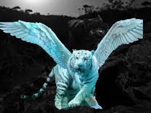 Mustika Macan Putih Terbang
