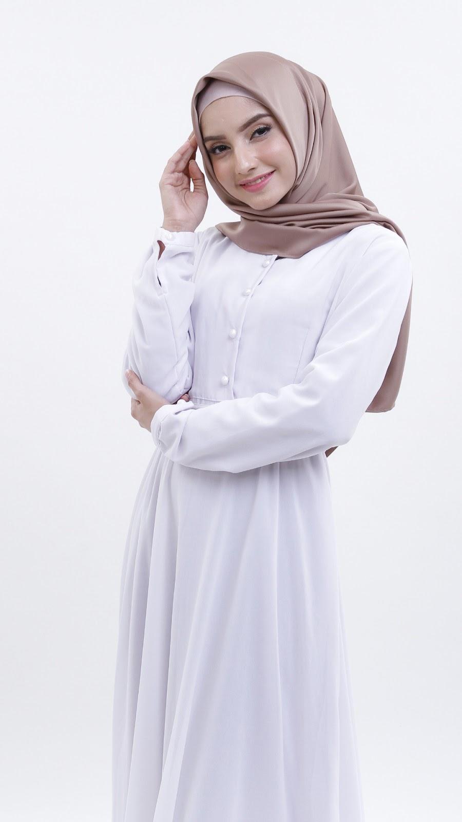 wallpaper muslimah terbaru cewek manis dan seksi imut