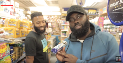 P Money & Slickman Party - The Five Pound Munch [Video]
