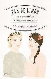"""""""Pan de limón con semillas de amapola"""" de Cristina Campos"""