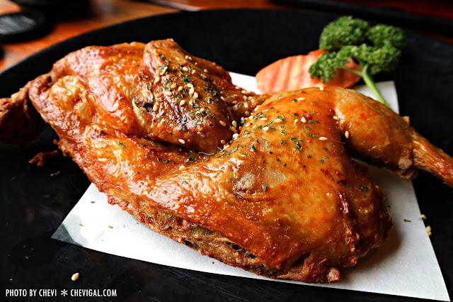 IMG 8155 - 台中潭子│東喜堂花園茶館*離市區最近的美食桃源。首推德國豬腳與酥烤春雞