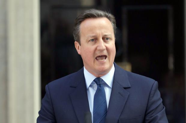 David Cameron announces resignation as UK votes to leave EU