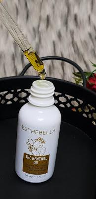 esthebella the renewal oil kullananlar