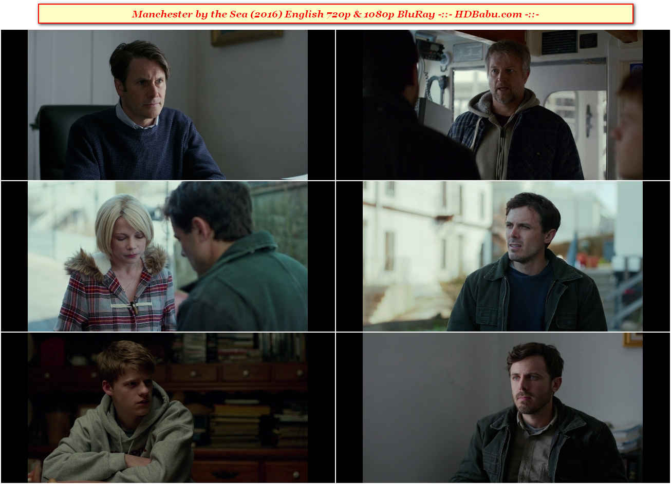 Manchester by the Sea Full Movie Download