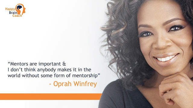 oprah quote on mentor