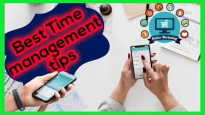 Time management tips । 5 Best Time management tips in Hindi...