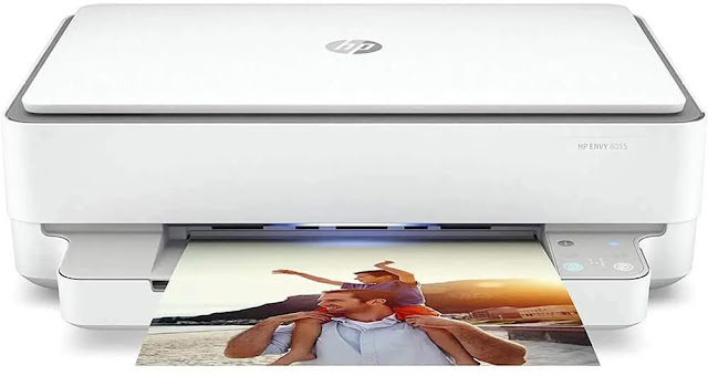 4- HP ENVY 6055 Wireless All-in-One Printer