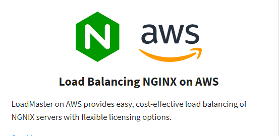 Read More Load Balancing NGINX on AWS