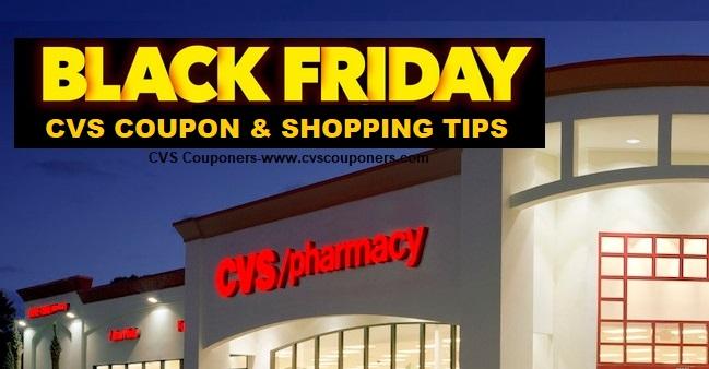 CVS Black Friday 2019 Shopping Tips