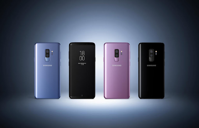 Samsung Announced New Galaxy S9 and S9 Plus
