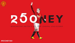 Rooney Cetak Rekor Baru: Pencetak Gol Terbanyak di Manchester United