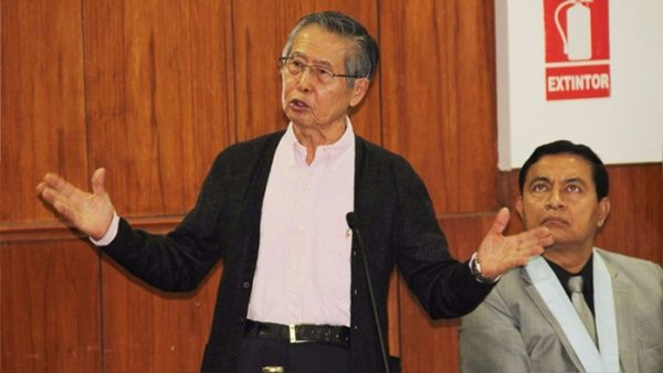 Violación de DD.HH. en Perú durante mandato de Alberto Fujimori