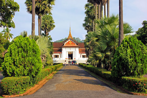 Royal Palace Luang Prabang - Laos