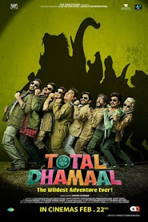 Total Dhamaal (2019) Hindi Movie Pre-DVDRip | 720p | 480p