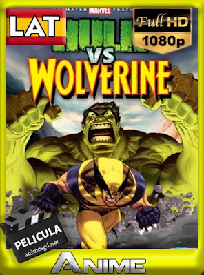 Hulk vs Wolverine (2008) HD [1080p] Latino [GoogleDrive] BerlinHD