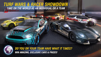 Racing Rivals Apk v5.0.1 Mod (Unlimited Turbo) -3