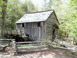 Different view angle of the Cable Mill.