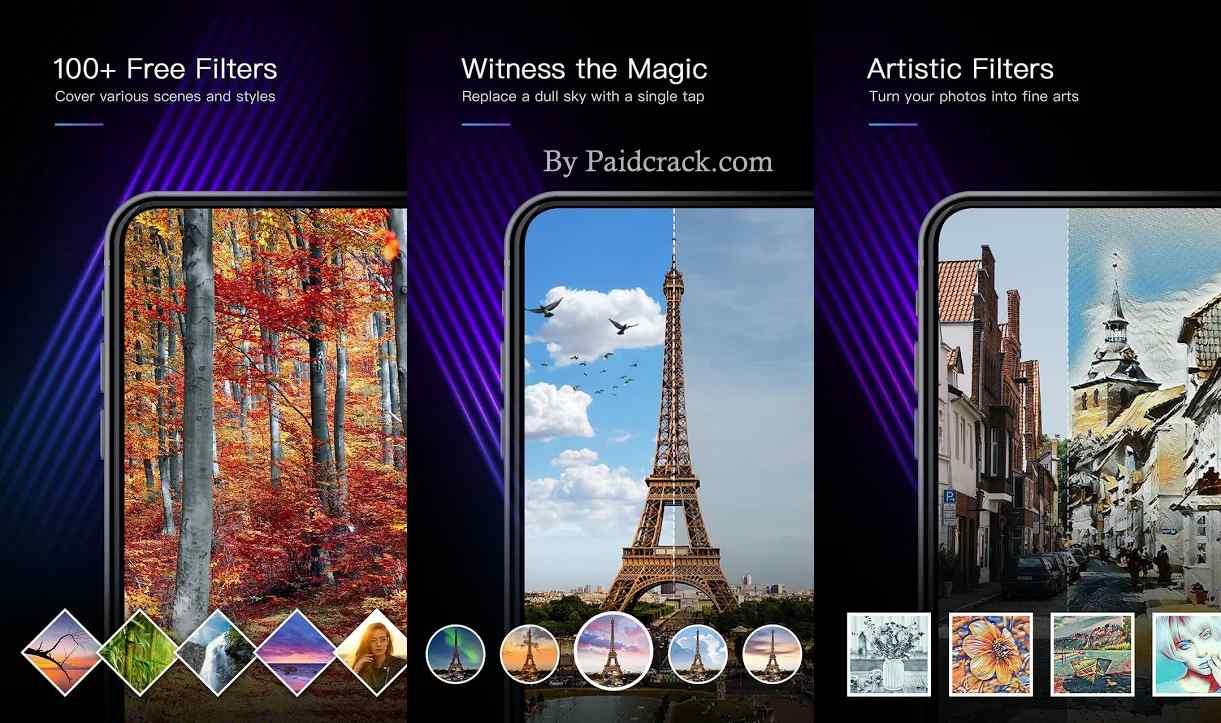 MIX by Camera360 Premium Mod Apk 4.9.5