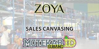Lowongan Kerja Sales Canvasing Zhoya Shafco Bandung 2019